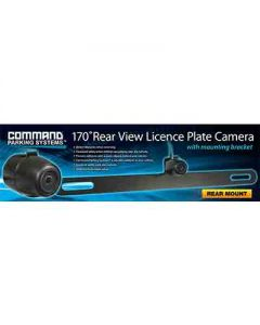 Rear Vision Licence Plate Mount Camera